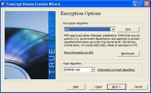 how to encrypt pen drive with truecrypt